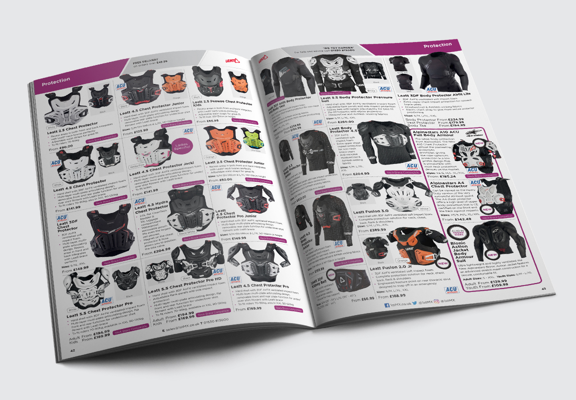 1st MX Catalogue Protection Spread