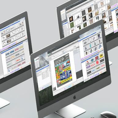 Content Management System Catalogue Production