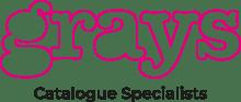 Gray Associates Catalogue Specialists Header Logo