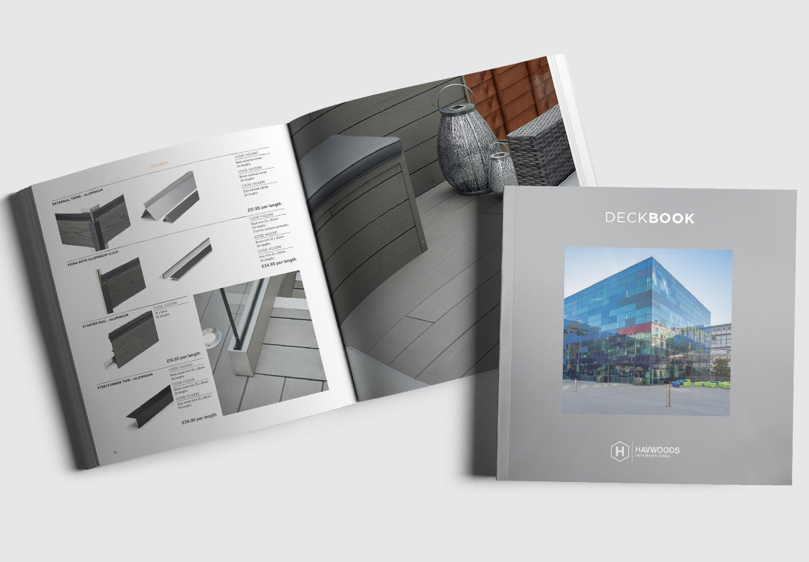 Havwoods Deckbook Cover and Product Spread 2
