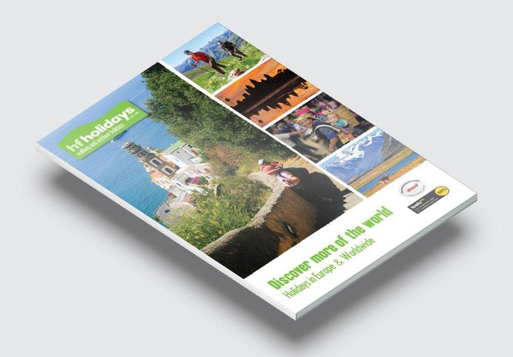 HF Holidays Brochure Cover