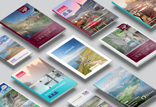 Our Work - Travel Brochure Design Thumbnail