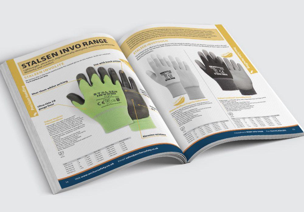 Anchor Catalogue Precision Handling Spread