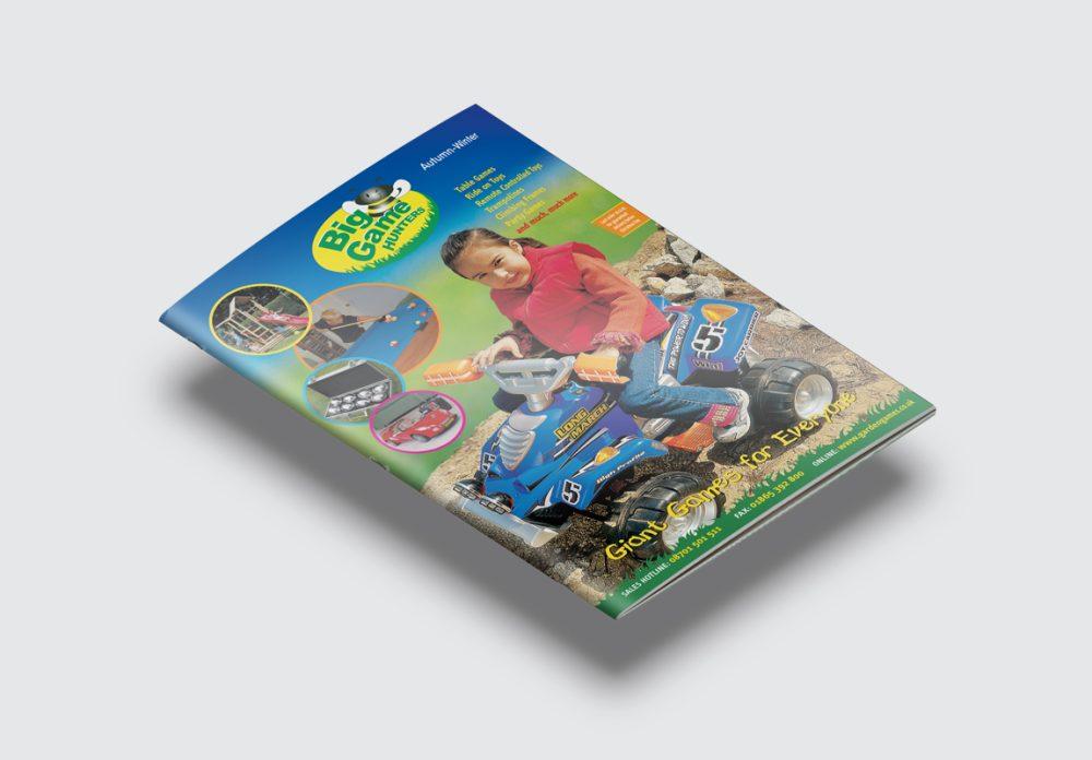 Big Games Hunters Brochure Cover