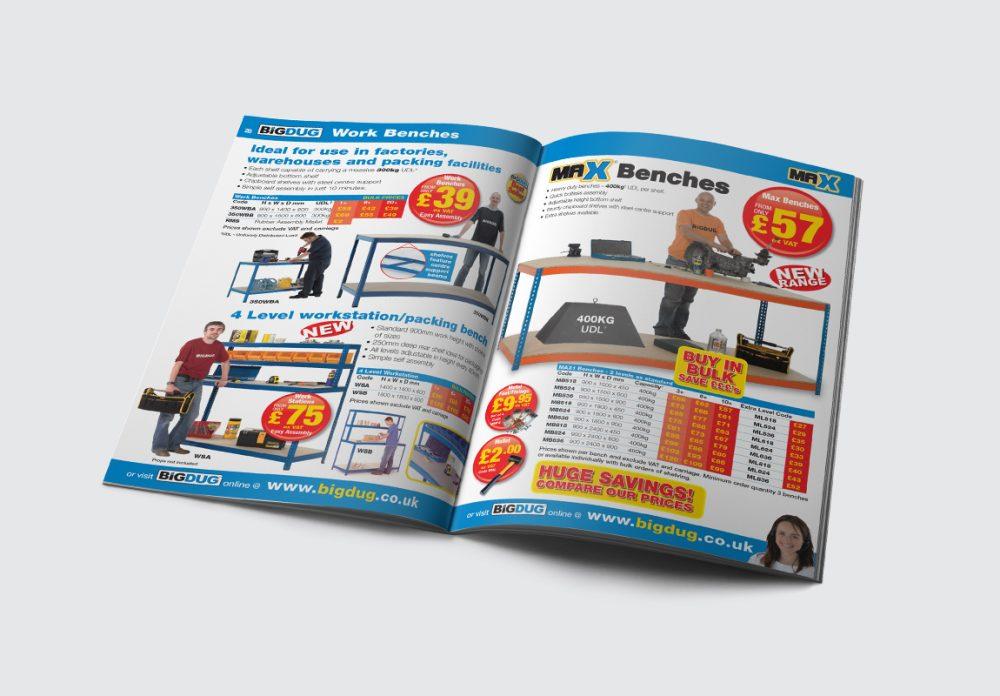 BiGDUG B2B Brochure Spread 4