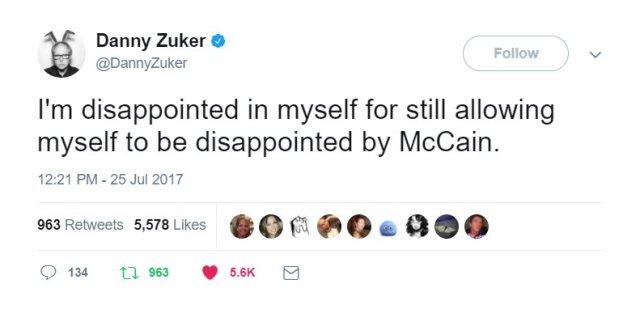 McCain. Need I say more?