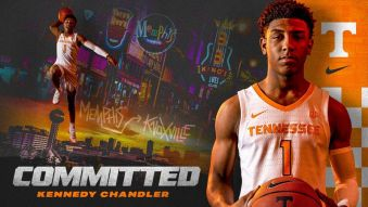 2021 5-star point guard Kennedy Chandler commits to Tennessee