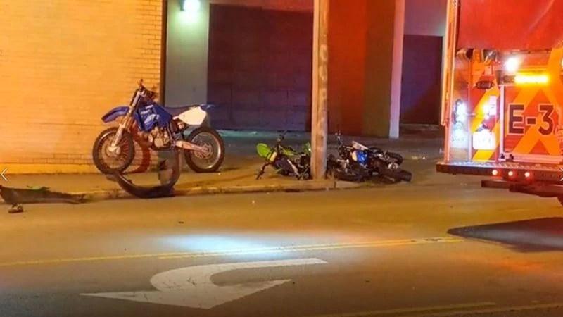 Avondale Motorcycle Crash