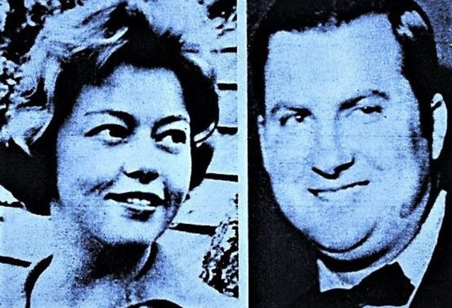 Patricia Dumler and Martin Dumler. There are no known photos of the third victim, Mary Wilson.