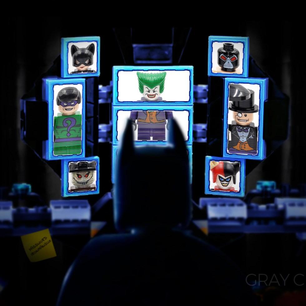 Lego Batman: 2006-2008