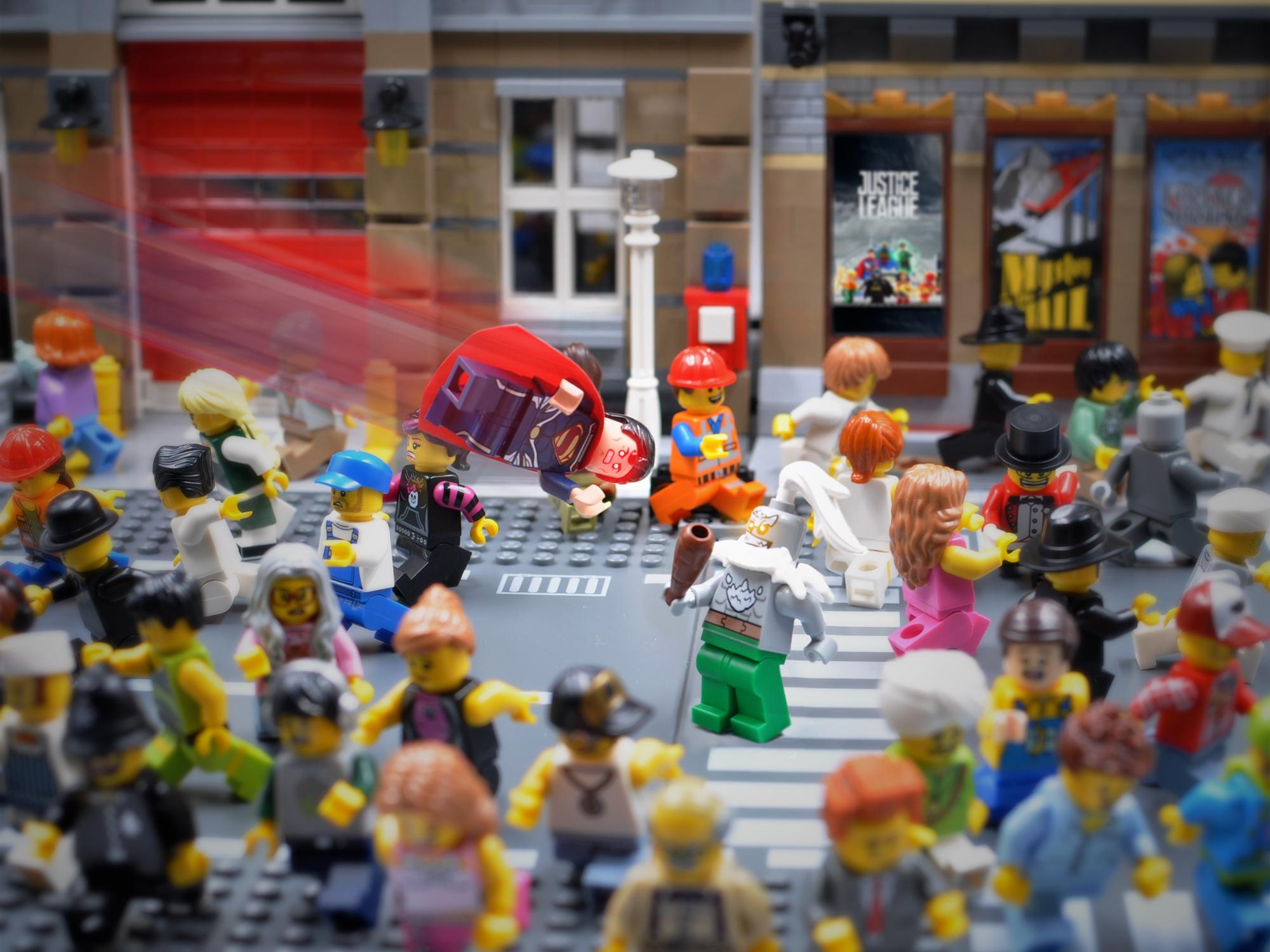 Lego DC Comics Superheroes: 2013