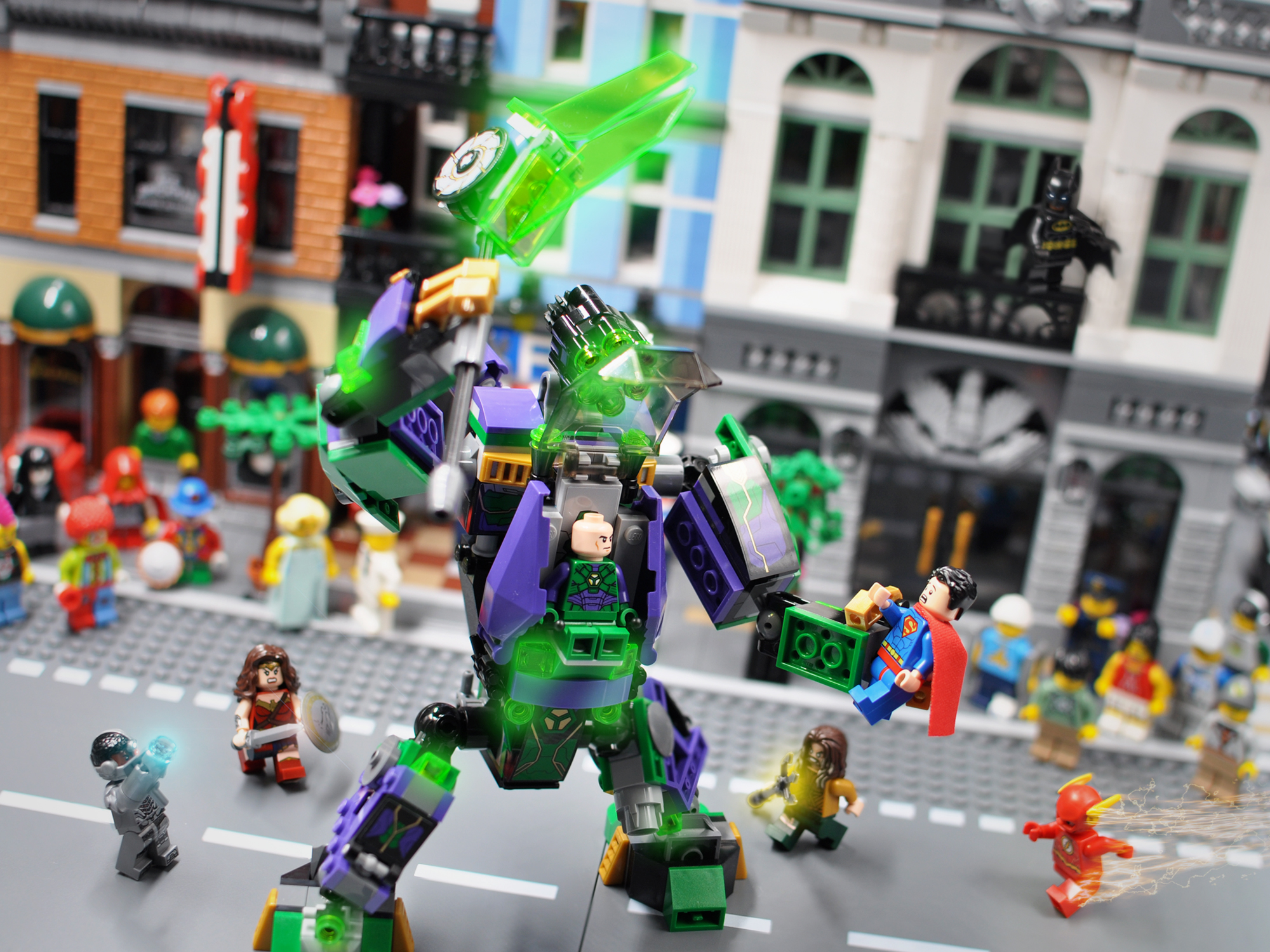 Lego Marvel Superheroes: 2016