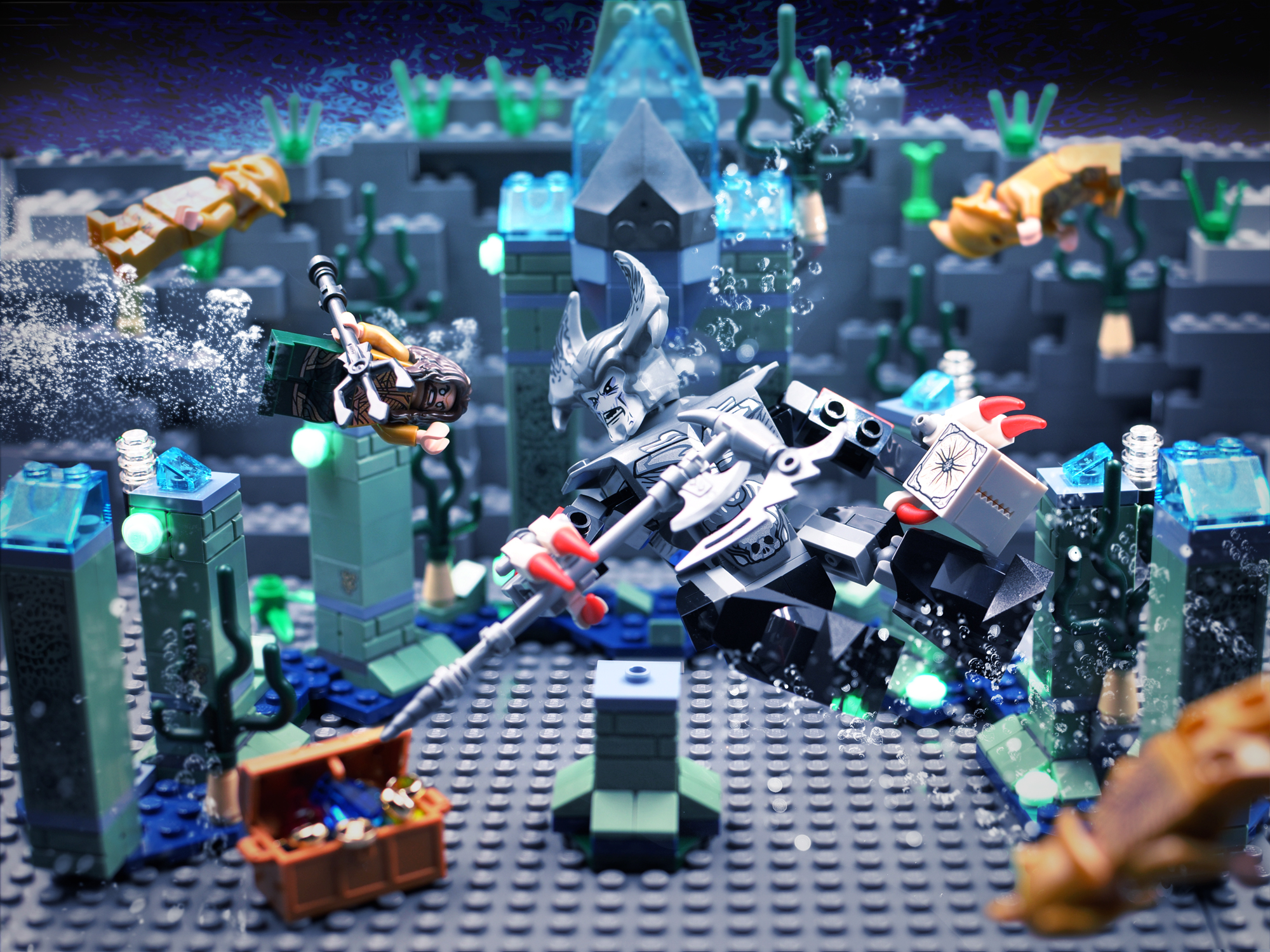 Lego DC Comics Superheroes: 2017