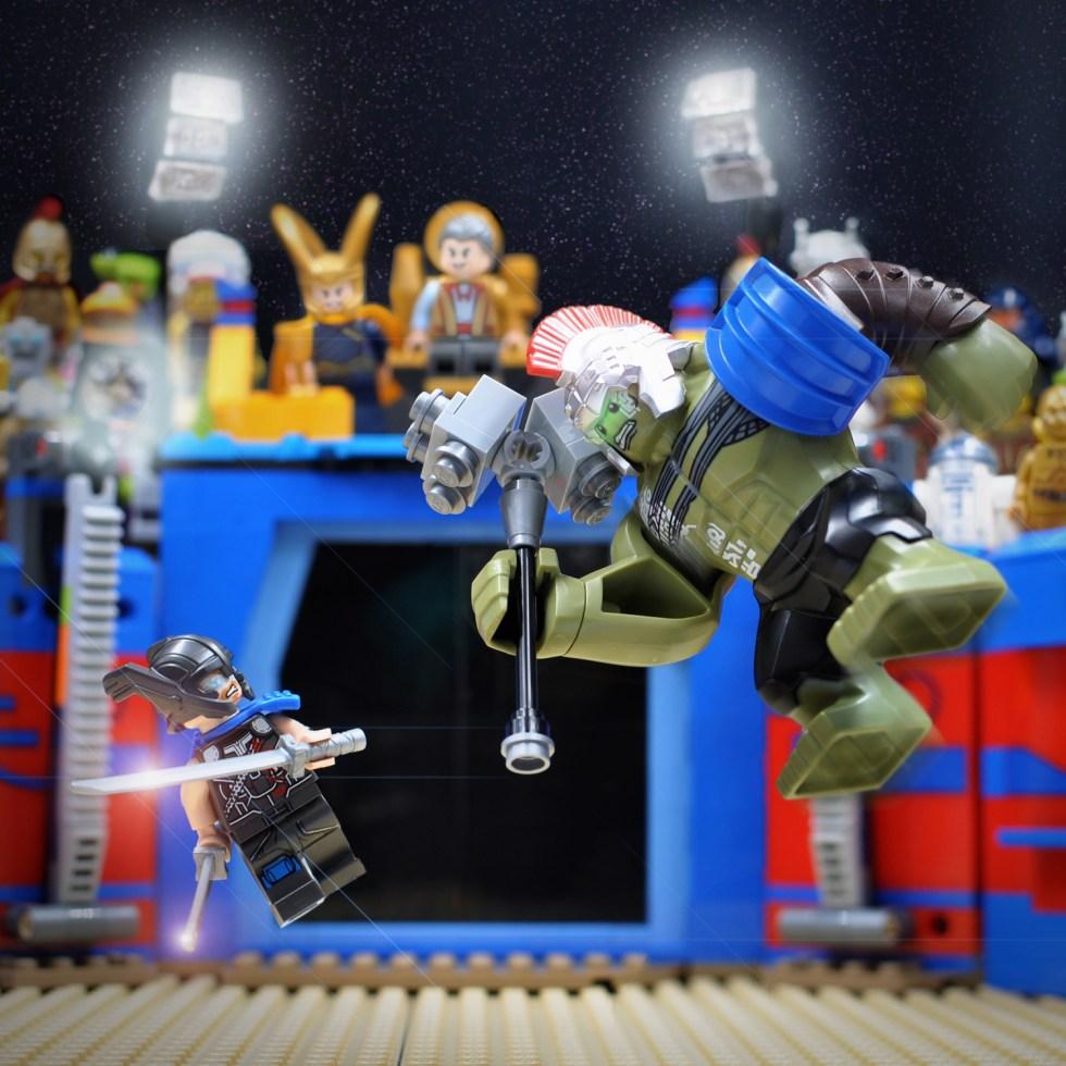 Lego Marvel Superheroes: 2017