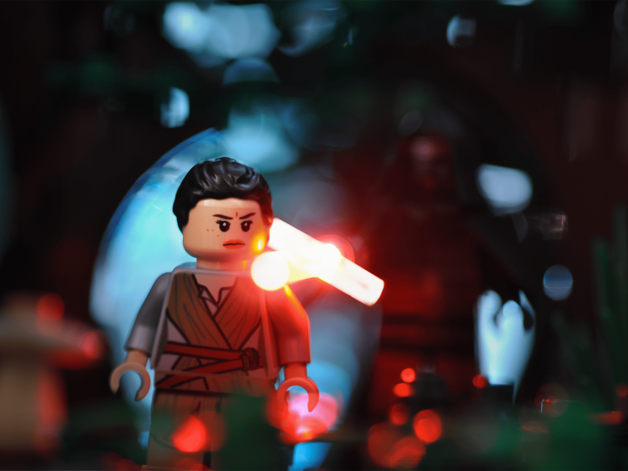 A look at the Lego Star Wars minifigures from 2017.