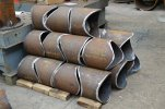 Steel Profiling - CNC Pipe Contouring