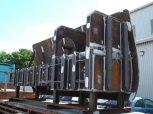 Steel Fabrication - Stabiliser Hull Section