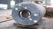 Rolling & Forming - Heat Exchange Coil