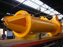 Steel Fabrication - Sub Sea Fabrication