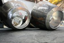Heavy Walled Cone Pieces