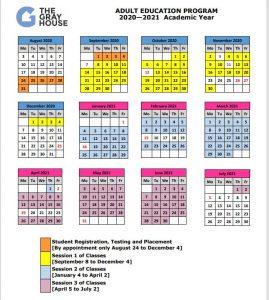 AE Calendar 20-21