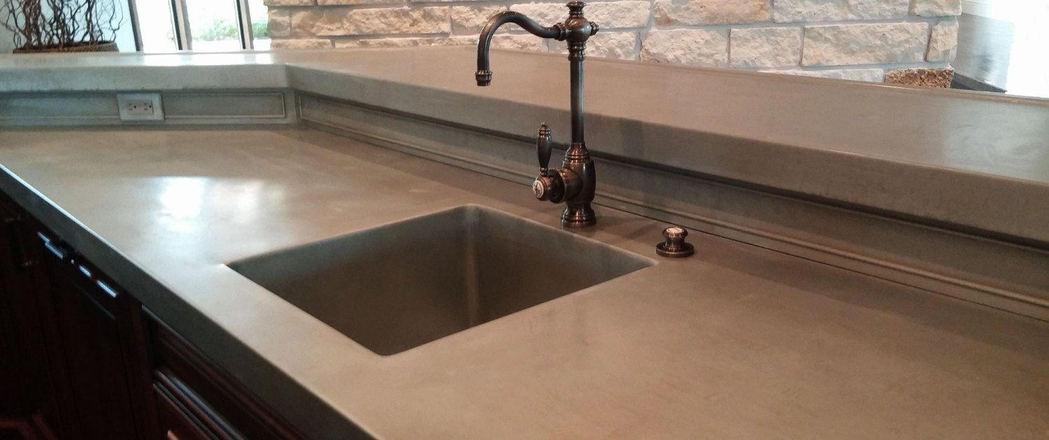 Range hoods and countertops - Zinc Copper Pewter Brass Steal ...