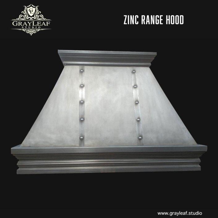 custom range hood