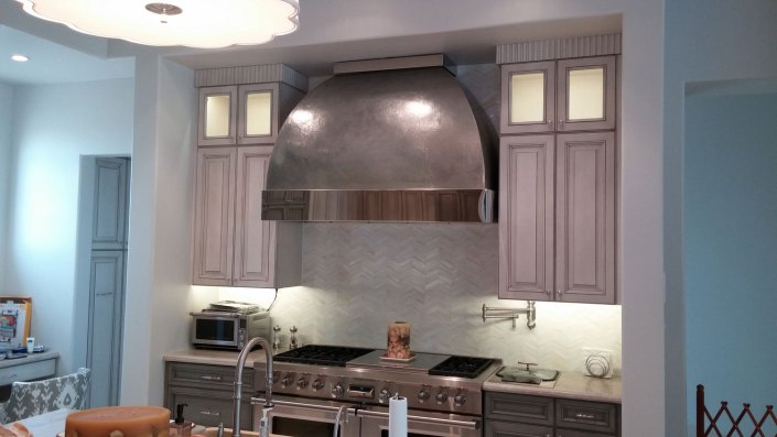 custom range hood - Arizona