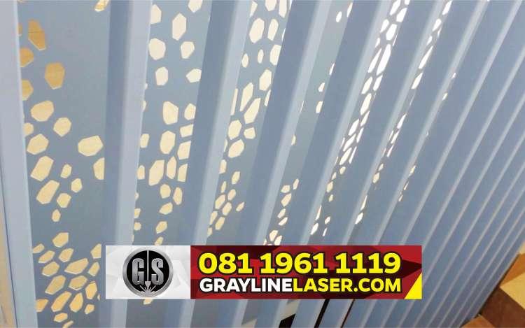 081 1961 1119 > GRAYLINE LASER | Railing Tangga Laser Cutting Jayanti Tangerang