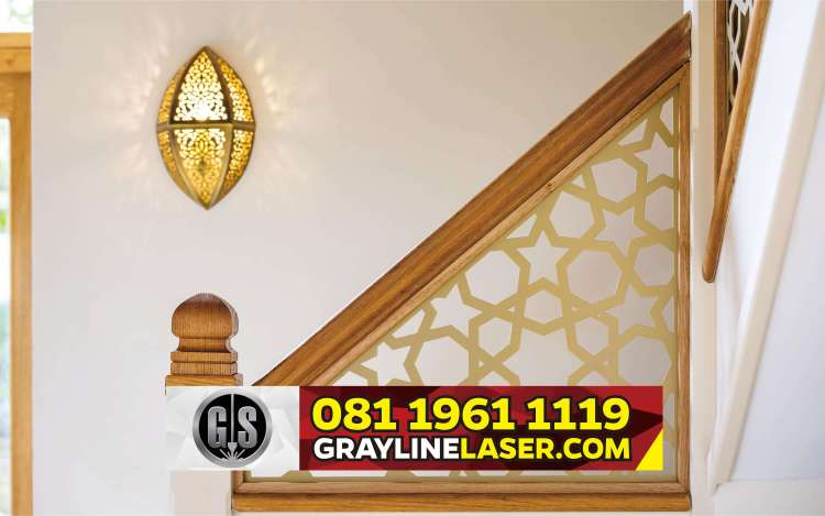 081 1961 1119 > GRAYLINE LASER | Railing Tangga Laser Cutting Sentul City