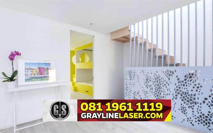 081 1961 1119 > GRAYLINE LASER | Railing Tangga Laser Cutting Limo Depok