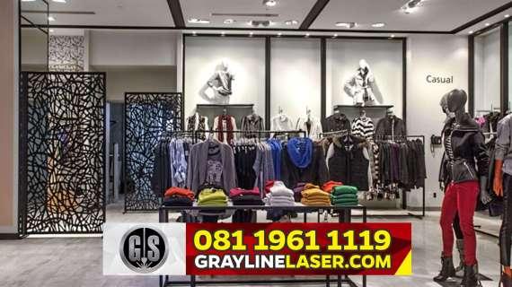 081 1961 1119 > GRAYLINE LASER | Pembatas Ruang Laser Cutting Jakarta Selatan