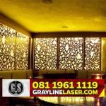 081 1961 1119 > GRAYLINE LASER | Pembatas Ruang Laser Cutting Depok