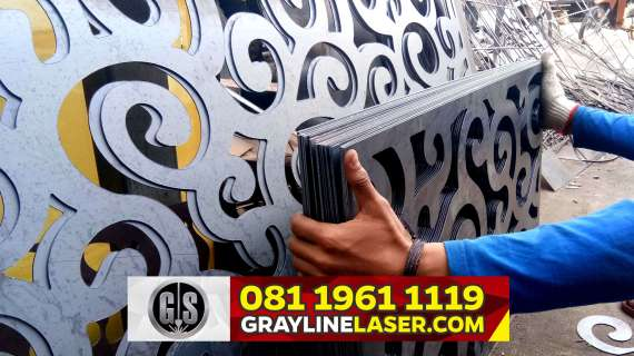 081 1961 1119 > GRAYLINE LASER | Partisi Laser Cutting Jakarta Utara