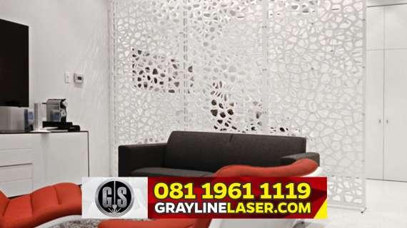 081 1961 1119 > GRAYLINE LASER | Partisi Laser Cutting Depok