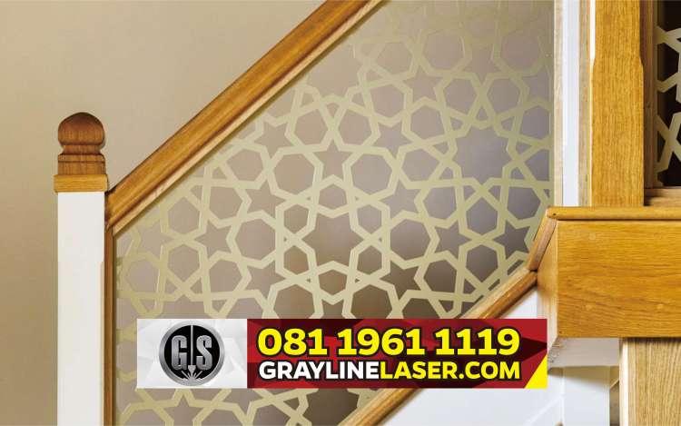 081 1961 1119 > GRAYLINE LASER | Railing Tangga Laser Cutting Ciledug Tangerang