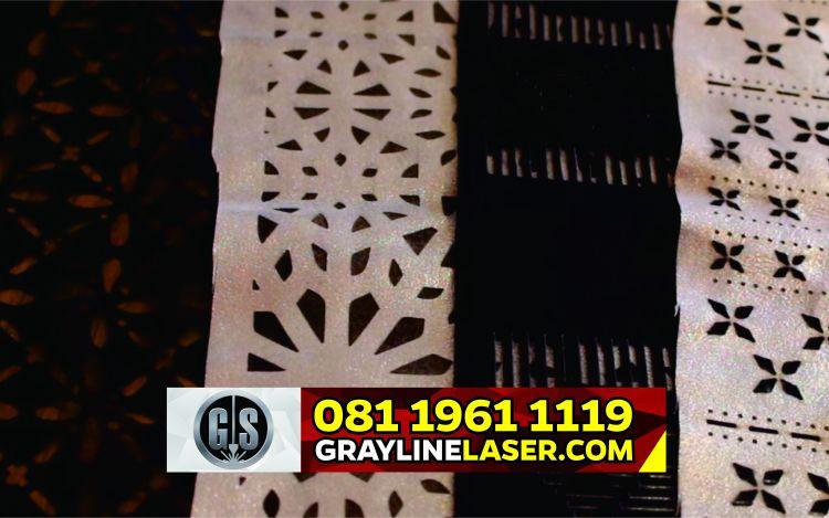 Jasa Potong Laser Kain Jakarta Pusat