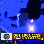 081 1961 1119 GRAYLINE LASER >Jasa Laser Cutting Kain Jakarta Barat