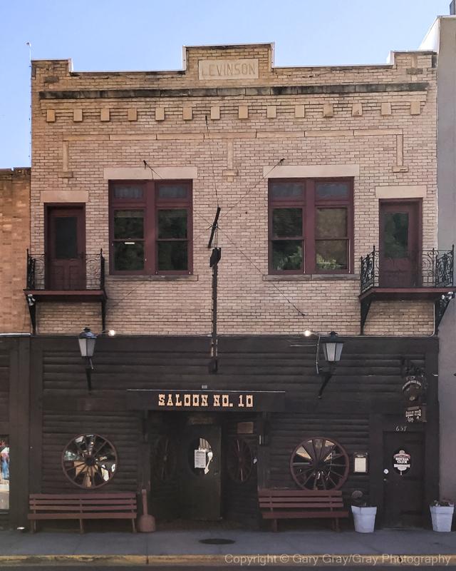 Saloon No. 10 in Deadwood, South Dakota