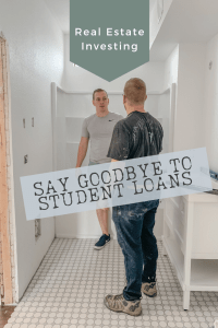 Say goodbye to student loans