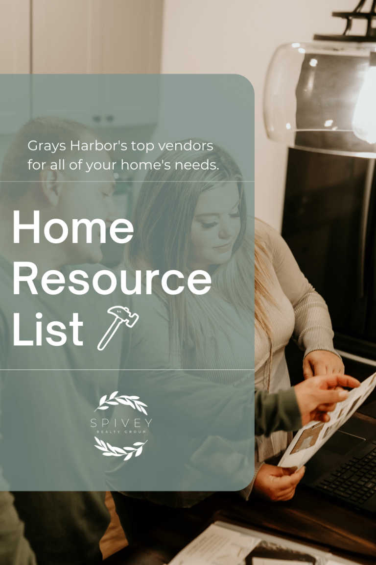 Home Resource List