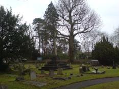 Churches - St Luke's Churchyard