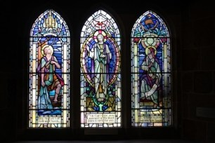 St Lukes North Aisle