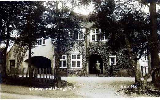 Grayshott Village Hall c.1911/14