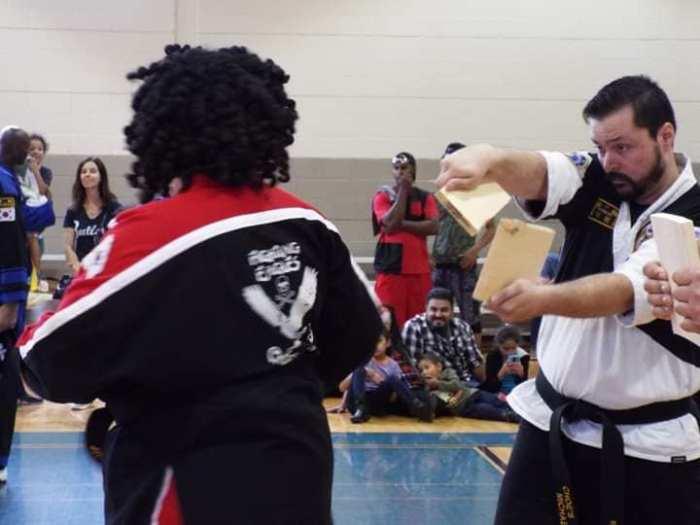 Choe's HapKiDo Martial Arts Karate Grayson, Georgia