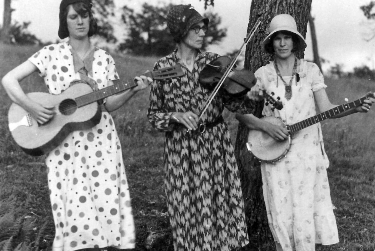 White Top Music Festival circa 1933