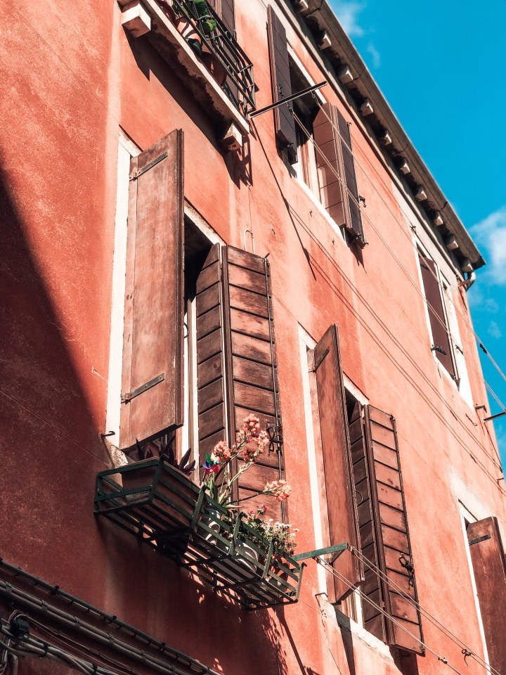 pictures of apartments in venice italy