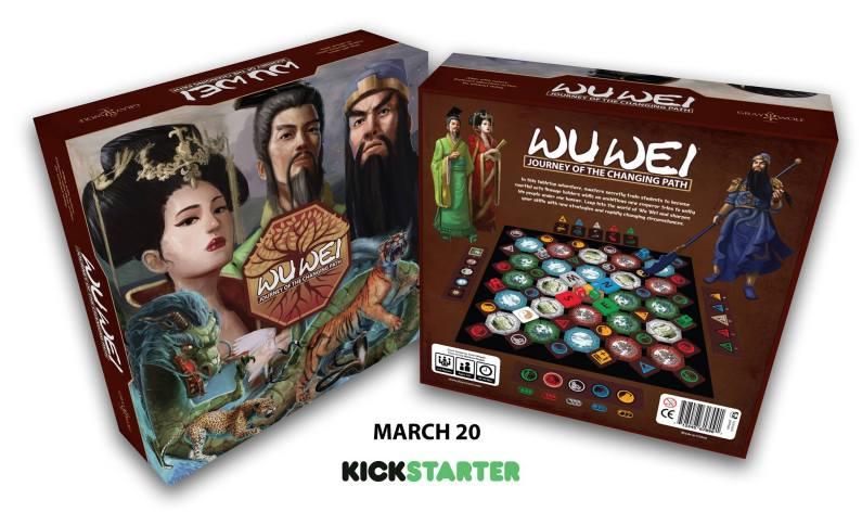 Design Lock and Kickstarter Prep