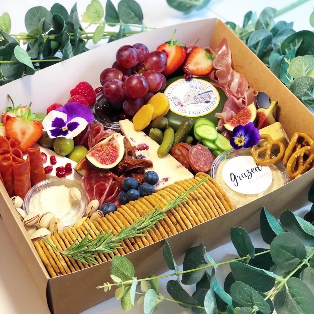 The Savoury Box