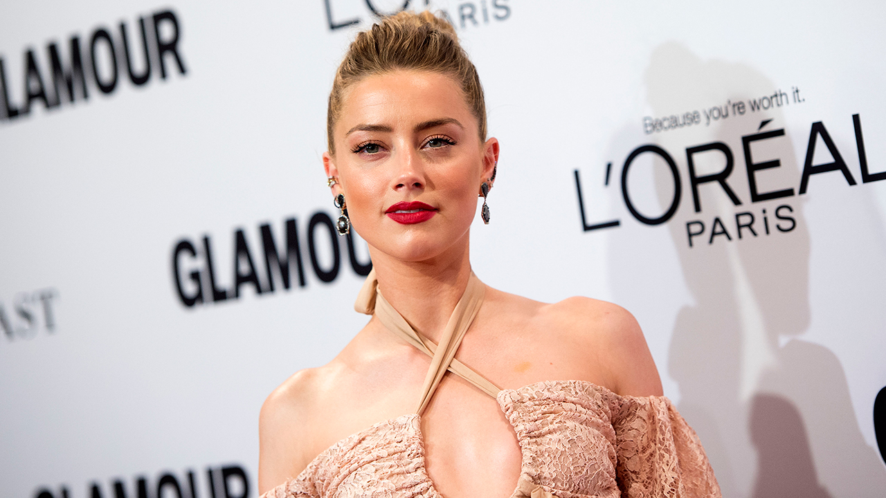 Amber Heard Hot Nude amber heard refused to do a sex scene in 'london fields', so